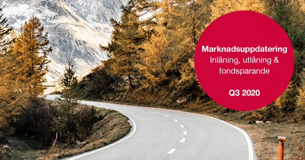 Marknadsuppdatering Retail Finance Q3 2020