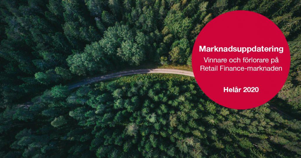 Marknadsuppdatering Retail Finance – helår 2020